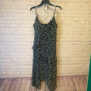 Trixxi New floral maxi swing dress